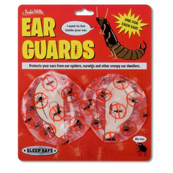 Ear Guard Bug Protection