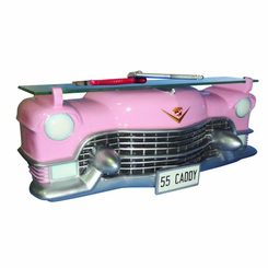 1955 Caddy Fleetwood Wall Shelf