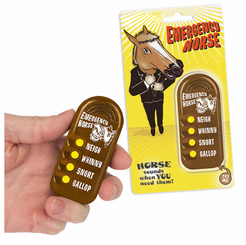 Emergency Horse Sound Machine
