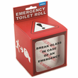 Emergency Toilet Paper Roll