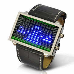 Equalizer Digital Watch