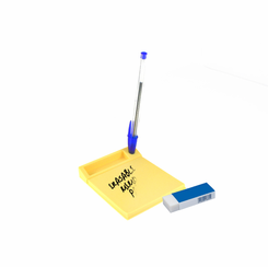 Erasable Memo Pad
