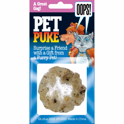 Fake Pet Puke