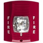 Fire Alarm Strobe Light Spy Camera