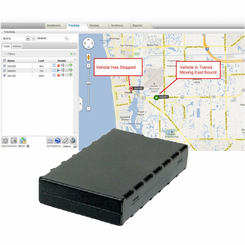 Fleet GPS Tracking Device