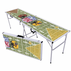 Football Classic Beer Pong Table