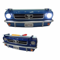 Ford 1964 1/2 Mustang 3-D Front Wall Shelf