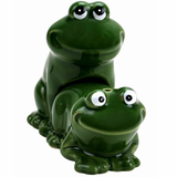 Froggy Style Salt & Pepper Shakers