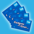 Gadgets and Gear Gift Certificates