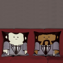 Gangster Fiction Pillow Set