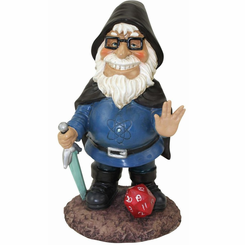 Geeky Lawn Gnome