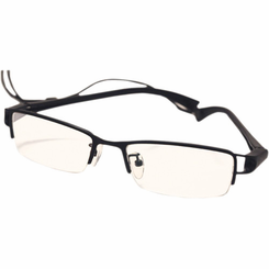 Glasses Hidden Camera w/ clear lens