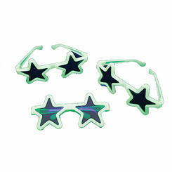 Glow in the Dark Star Sunglasses