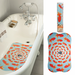 Gold Fish Tub Mat
