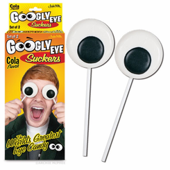 Googly Eyes Sucker Lollipops