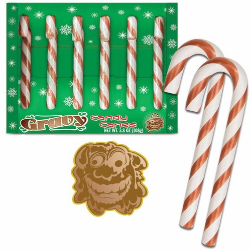 Gravy Candy Canes - Click to enlarge