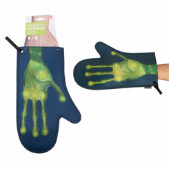 Greetings Earthling! Oven Mitt