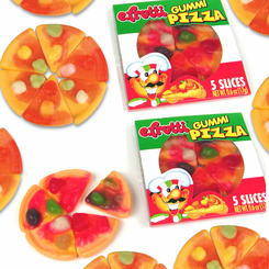 Gummi Pizza Candy (12)