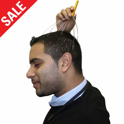 Hand Held Head Massager
