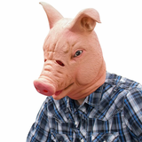 Happy Pig Mask