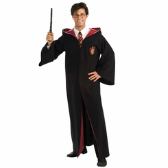 Harry Potter- Deluxe Gryffindor Robe