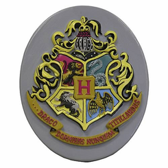 Harry Potter-Magnet-Resin Hogwarts Crest