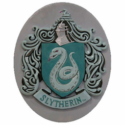 Harry Potter-Magnet-Resin Slytherin Crest