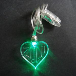 Heartbeat Glow Necklace