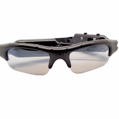 Hidden Camera Sunglasses