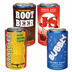 Hide-a-Beer Can Wraps (4-Pack)