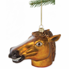Horse Head Ornament