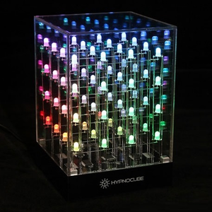 Hypnocube Geek Led Light Show Cube - Click to enlarge