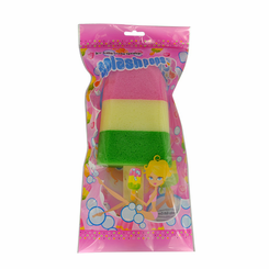 Ice Pop Bath Sponge