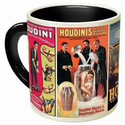 Incredible Escaping Houdini Mug