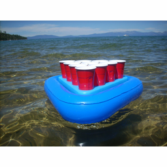 Pool Beer Pong Rack Set
