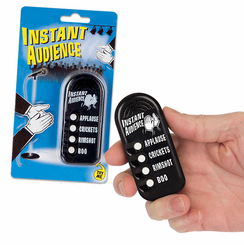 Instant Audience Sound Machine