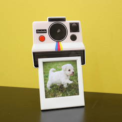 Instant Photo Picture Frame