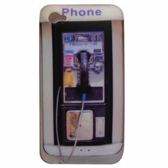 iPhone 4/4S Phone Booth Cover