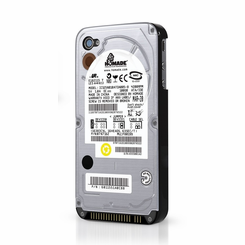iPhone Hard Drive Case