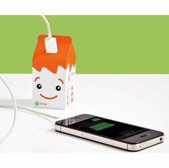 Juice Box Portable Electronics Charger
