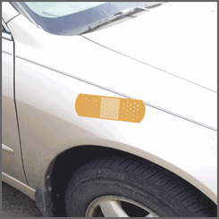 Junior Auto Aid Car Bandage