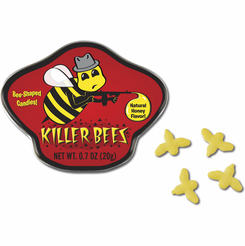 Killer Bees Candy