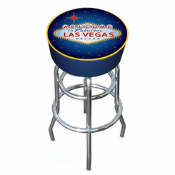 Las Vegas Padded Bar Stool