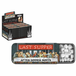 Last Supper After Dinner Mints