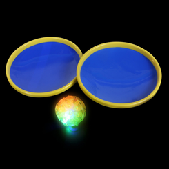 LED Magic Ball & Mitt Game