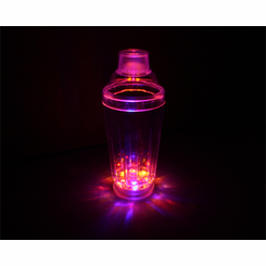Light Up Cocktail Shaker