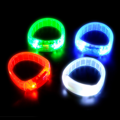 Light Up Flashing Bracelet