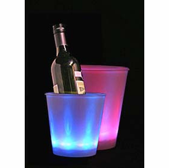 Light Up Ice Bucket - Small