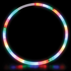 Light-Up Twist Hoop