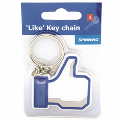 Like Thumbs Up Keychain
